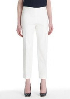 Slim Stretch Cotton Pants