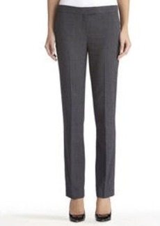 Straight Leg Pants (Plus)