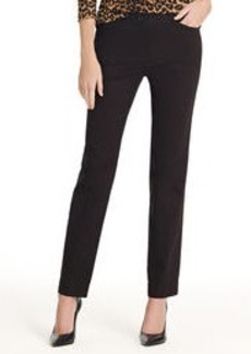 "Straight Leg Pants with 31"" Inseam (Plus)"