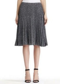 Sunray Pleated Skirt