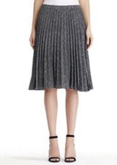 Sunray Pleated Skirt (Plus)