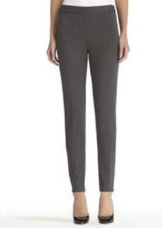 The Audrey Ankle-Zip Pants (Petite)
