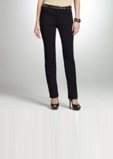 """The Colored Straight Leg Jean with 31"""" Inseam"""