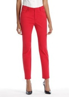 "The Colored Straight Leg Jean with 32.5"" Inseam (Petite)"