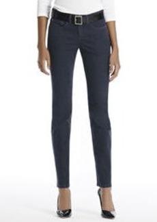 The Curvy Straight Leg Jean in Grey Rinse