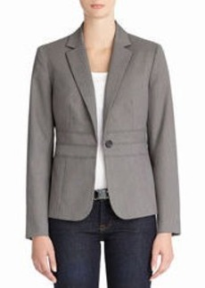 The Emma Birdseye Seasonless Stretch Blazer (Petite)