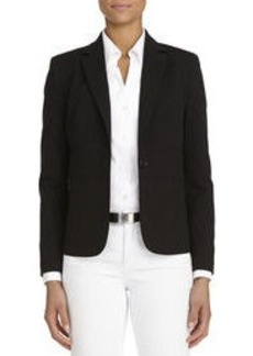 The Emma Seasonless Stretch Blazer (Petite)