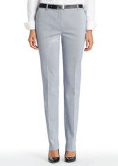 The Grace Corded Pinstripe Pants
