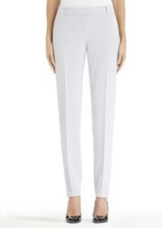 The Grace Slim Ankle Pants with Cuffs