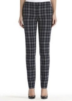 The Grace Slim Plaid Pants