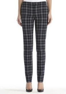 The Grace Slim Plaid Pants