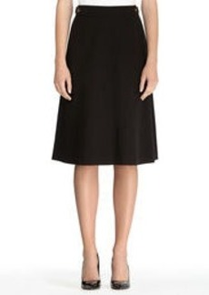 The Isabel Skirt with Two Side Buckles