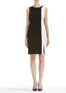 The Mallory Dress with Vertical Seams