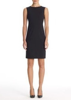 The Mallory Seasonless Stretch Sheath Dress (Plus)