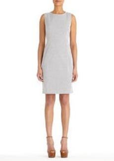 The Mallory Seersucker Sheath Dress