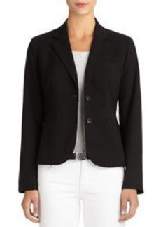 The Olivia Seasonless Stretch Blazer (Petite)
