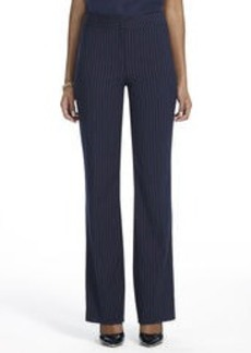 The Sloane Classic-Fit Pinstripe Pants