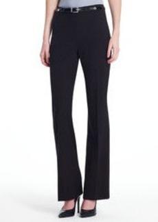 The Sloane Classic Fit Seasonless Stretch Pants (Plus)