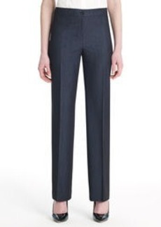 The Sloane Dressy Denim Pants (Petite)