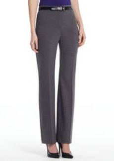 The Sloane Pant in Ponte Knit (Plus)