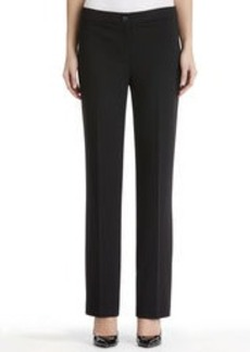 The Sloane Ponte Knit Classic Fit Pants