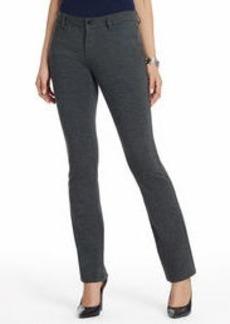 The Straight Leg Jean in Ponte