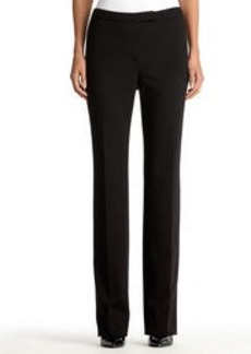 The Sydney Ponte Knit Black Pants