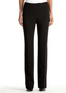 The Sydney Ponte Knit Black Pants (Petite)