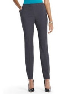 The Sydney Seasonless Stretch Slim-Leg Pants (Plus)