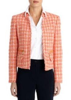 Tweed Boucle Blazer