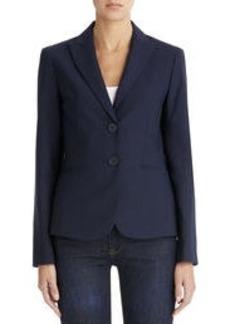 Washable Wool Jacket