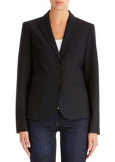 Washable Wool Jacket (Plus)