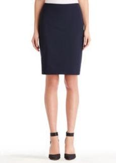 Washable Wool Pencil Skirt