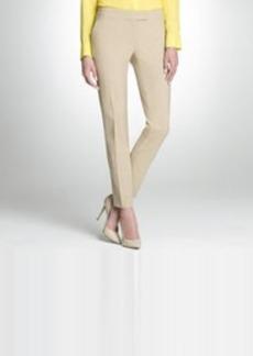 Washable Wool Skinny Pants (Plus)