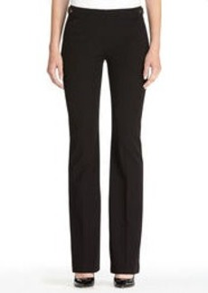 Zoe Black Pants with Buckle (Petite)