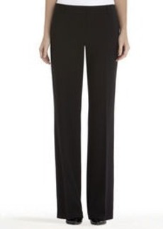 Zoe Pants with Faux Leather Accents