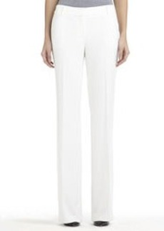 Zoe Pants with Faux Leather Accents (Plus)