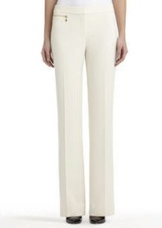 Zoe Pants with Zip Detail