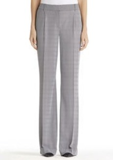 Zoe Pleat-Front Pants