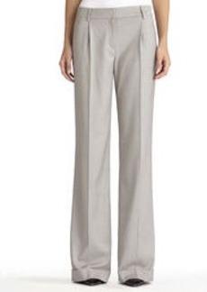 Zoe Pleated Pants (Plus)