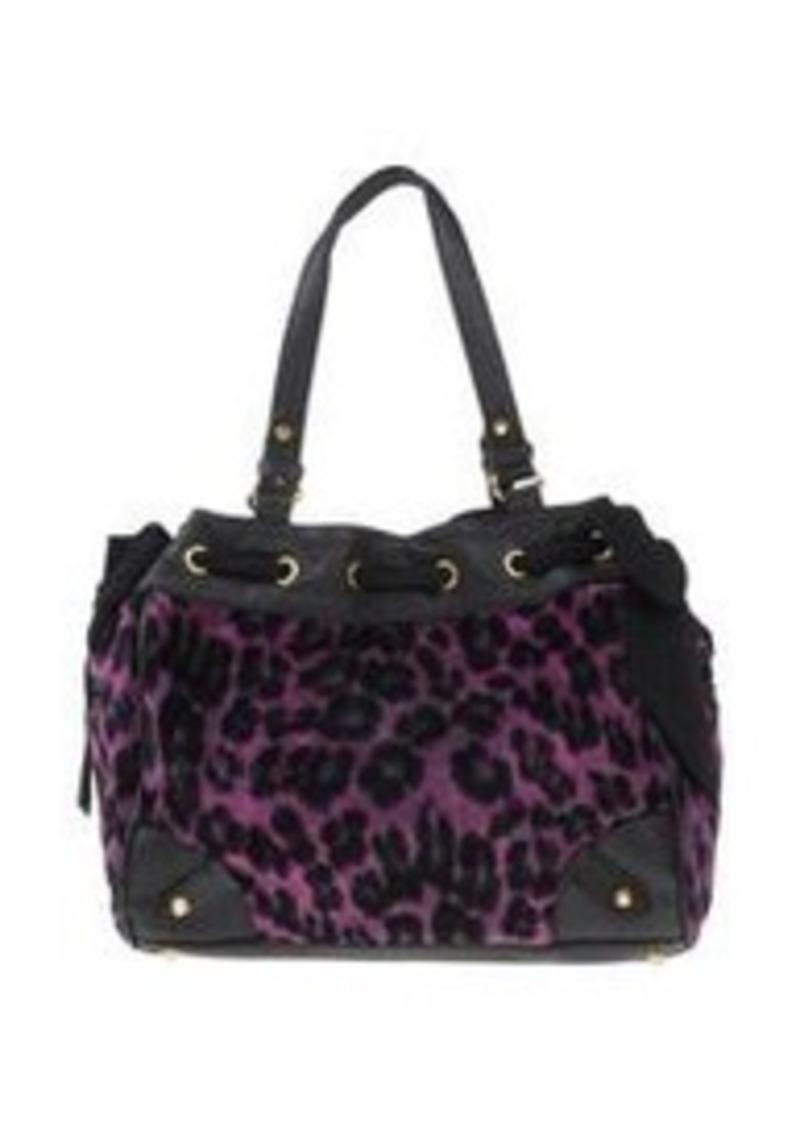 Juicy Couture JUICY COUTURE - Handbag | Handbags - Shop It ...