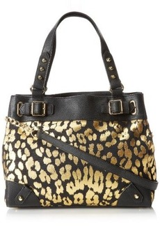 Juicy Couture Beverly Leopard Collection Daydreamer Shoulder Bag