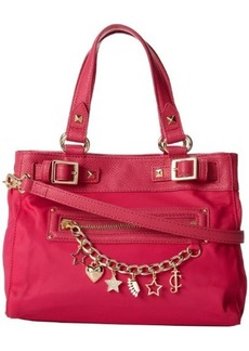 Juicy Couture Brentwood Nylon Collection Mini Daydreamer Shoulder Bag
