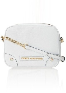 Juicy Couture Camera Sierra Sorbet Leather Cross Body Bag