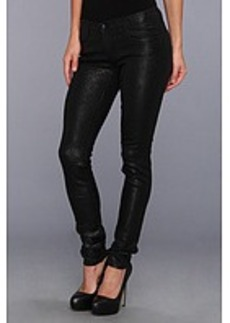 Juicy Couture Crackle Foil Skinny Jean