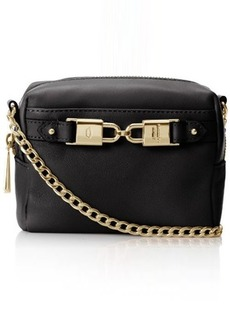 Juicy Couture Hillcrest Leather Cross-Body Bag