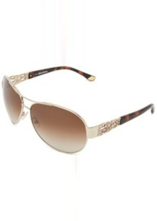 Juicy Couture JU536S Aviator Sunglasses