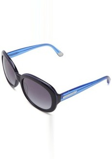 Juicy Couture JU537S Oval Sunglasses