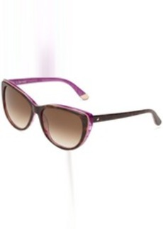 Juicy Couture JU538S Cat Eye Sunglasses