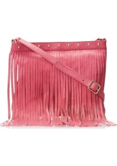 Juicy Couture Large Fringe Cross Body Bag